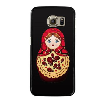 MATRYOSHKA RUSSIAN NESTING DOLLS Samsung Galaxy S6 Case Cover
