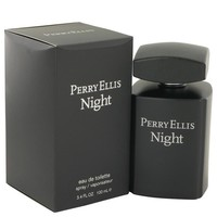 Perry Ellis Night by Perry Ellis Eau De Toilette Spray 3.4 oz