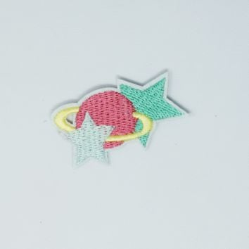 Space Shapes Patch