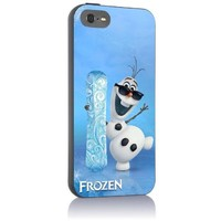 Olaf Frozen for Iphone 5 Case