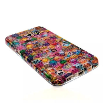 Cool Twinkle Silicagel Case Cover for iPhone & Samsung Galaxy