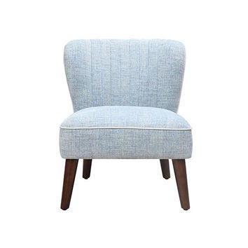 HOLDEN ACCENT CHAIR CITY BLUE