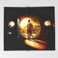 THE LORD OF THE RINGS Throw Blanket by September 9