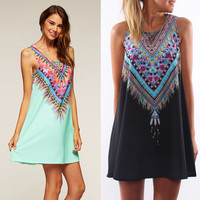 New Fashion Summer Sexy Women Mini Dress Casual Dress for Party and Date  = 4721838148