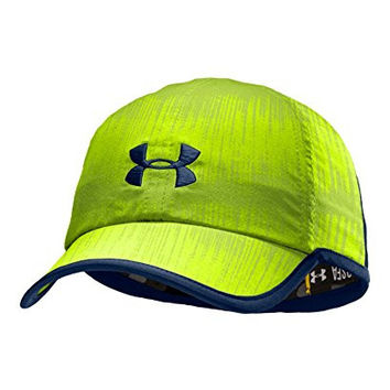 Under Armour Men's UA Hustle Stretch Fit Cap Combo Large & Extra Large High-Vis Yellow