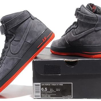 LMFON Nike Air Force 1 Low AF1 Black For Women Men Running Sport Casual Shoes Sneakers