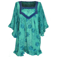 Exquisite Stitched Blouse on Sale for $30.95 at HippieShop.com