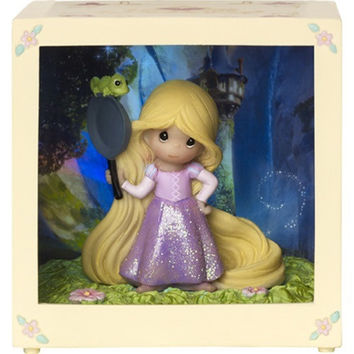 Precious Moments - Rapunzel LED Cube