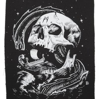 Midgard Large Fabric Back Patch