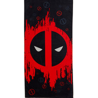 Marvel Deadpool Beach Towel