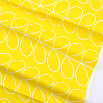 1632527 cotton fabric 2.2 meters wide DIY handmade quilt sets pillows tablecloths.