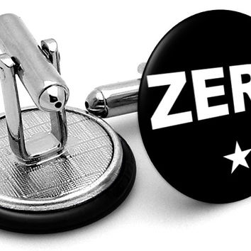 Smashing Pumpkins Zero Star Cufflinks