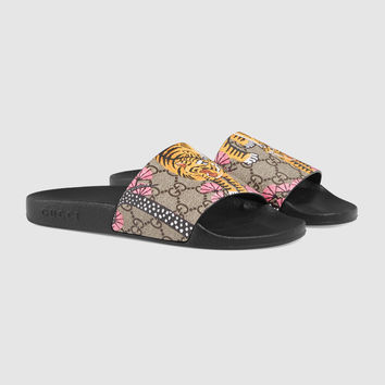 Gucci - Gucci Bengal slide sandal from GUCCI 87e6ab57db