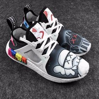 Sale Kaws x Adidas Consortium NMD XR1 BY9950 Boost Sport Running Shoes Classic Casual Shoes Sneakers