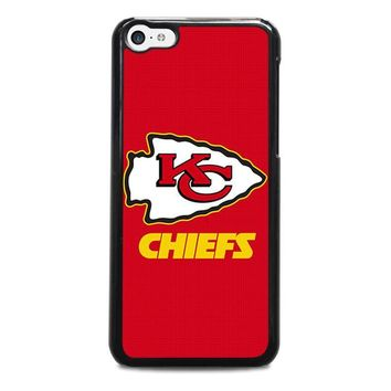 kansas city chiefs iphone 5c case cover  number 1