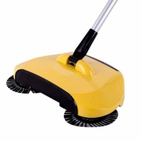 Durable Home Floor Dust Strong Sweeper 360 Rotary Magic Manual Telescopic Broom