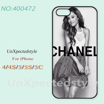 Ariana grande Phone Cases, iPhone 5/5S Case, iPhone 5C Case, iPhone 4/4S Case, Phone covers, ariana grande, Skins, Case for iPhone-400472