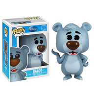 Funko POP! Disney - Vinyl Figure - BALOO (4 inch) (Pre-Order ships June): BBToyStore.com - Toys, Plush, Trading Cards, Action Figures & Games online retail store shop sale