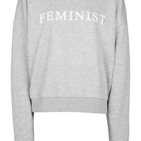 Feminist Sweatshirt - New In Fashion - New In