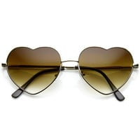 In love Heart Sunglasses Boho Small Retro Fashion, heart shapes, sunglasses, heart sungalsses, heart frame, sunglasses for women
