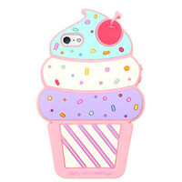 Ice Cream Cell Phone Case