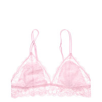 The Date Triangle Bra - PINK - Victoria's Secret