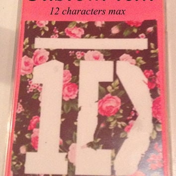 One Direction Iphone 4 case