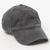 John Galt Washed Canvas Cap at PacSun.com