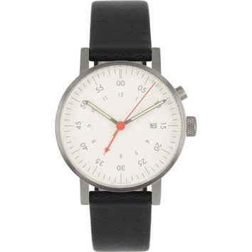 VOID V03A Watch - Brushed/White