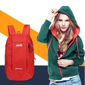 Women Sport Backpack Canvas Camping Bags Ultralight Climbing Backpacks For Outdoor Hiking Travel Sports Bag One Size