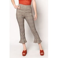 BB Dakota New Wave Cropped Trouser