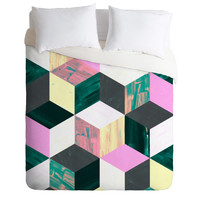 Dash and Ash Sunday Vibes Duvet Cover