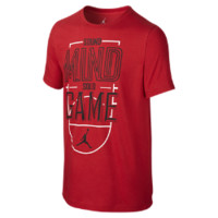 "Jordan ""Sound Mind Solid Game"" Boys' T-Shirt, by Nike"