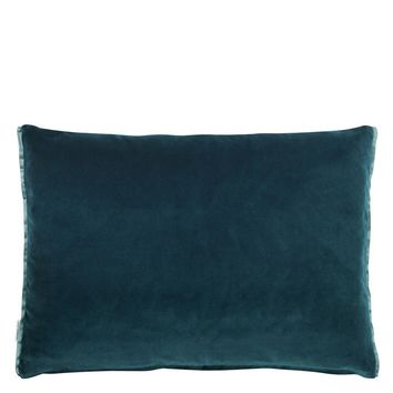 Cassia Kingfisher Cushion by Designers Guild