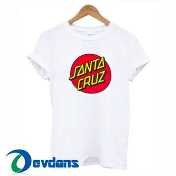 Santa Cruz T Shirt Women And Men Size S To 3XL | Santa Cruz T Shirt
