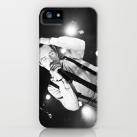 Panic At The Disco - Brendon Urie iPhone & iPod Case by Lights & Sounds Photography | Society6