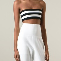 Stella Mccartney Strapless Top - Dante 5 Women - Farfetch.com