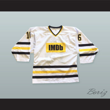 IMDb 16 San Diego Comic-Con Yacht Party Hockey Jersey hosted by Kevin Smith 2016