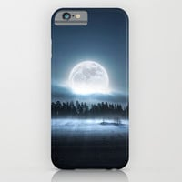 Hier kommt die Mond II iPhone & iPod Case by HappyMelvin
