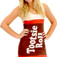 Tootsie Roll Tank Dress