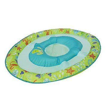SwimWays Baby Spring Float for Swimming in Water USA NEW