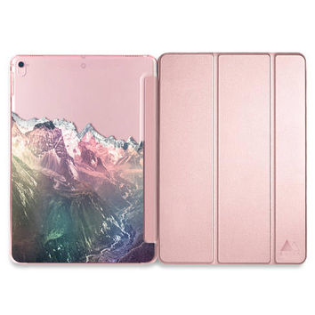 Travel Gift Tablet Case iPad Pro 10.5 Case iPad Pro Smart Cover Hard Case Rose Gold iPad Case Rose Gold iPad Pro 10.5 Case Gold iPad Case