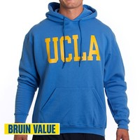 UCLA Bruins Best Buys Hooded Sweatshirt - Blue