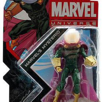 Marvel Universe Series 5 #005 Marvel's Mysterio 5 Wave 22 Action Figure Hasbro