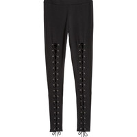 H&M Leggings with Lacing $29.99