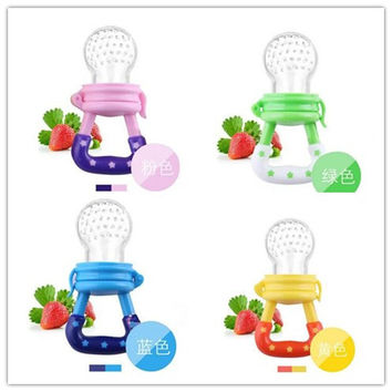 Children nipple fresh milk products Nibbler feed feeding supplies baby-safe nipple pacifier 4colors trq0086