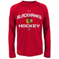 Reebok Chicago Blackhawks Play Dry Tee - Boys 8-20