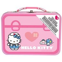 Hello Kitty® Kids First Aid Kit, 75-Piece Tin