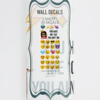 You Ain't Me Emoji Wall Decals | Wall Decals | rue21