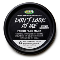 Don't Look At Me fresh face mask